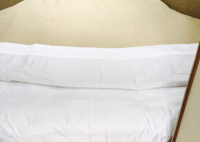 Yacht Bedding White Sheets Beige Comforter