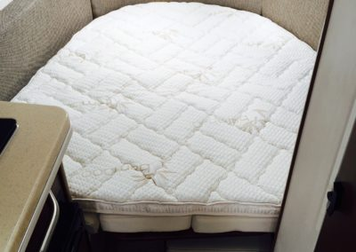 Yacht Bamboo Mattress Custom Round Edge