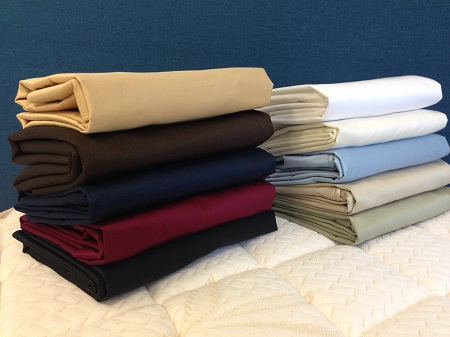 600 Thread Count Egyptian Cotton Solid Sheet Sets