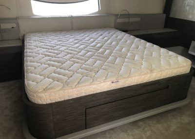 Yacht Mattress Square Different Angle