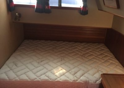 Yacht Bamboo Mattress with Small Niche