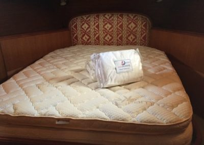 Yacht Bamboo Mattress 4 Sharp Corners and Rounded Corners