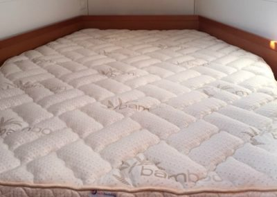 Yacht Bamboo Mattress Hexagon
