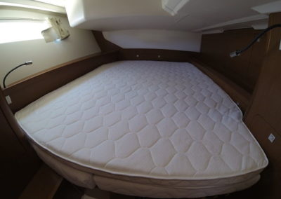 Yacht Mattress with Small Corner