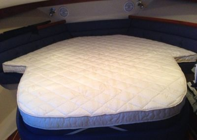 Yacht Mattress House Shaped