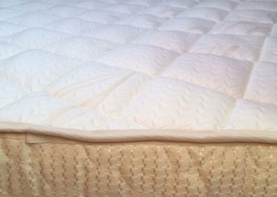 Yacht Mattress Close-Up